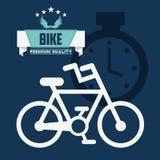 Bike sport Royalty Free Stock Image