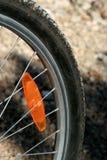 Bike tire Stock Photos