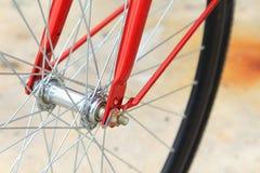 Bike Tire Stock Image
