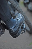 Bike to work Royalty Free Stock Photo