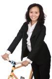 Bike To Work Royalty Free Stock Image