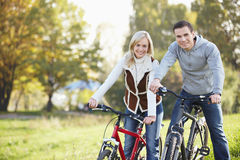 Bike tours Royalty Free Stock Photo