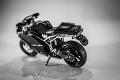 Bike toy photography Royalty Free Stock Photos