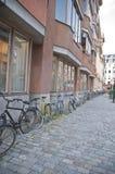 Bike Transportation Stock Photo