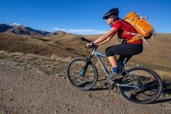 Bike trip Royalty Free Stock Photography