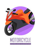 Bike Vector Icon in Isometric Projection Stock Photo