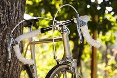 Bike vintage Stock Photography