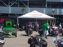 Bike week in Daytona beach royalty free stock photos