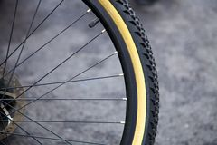 Bike wheel. Stock Photography