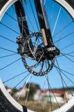 Bike Wheel Royalty Free Stock Photos