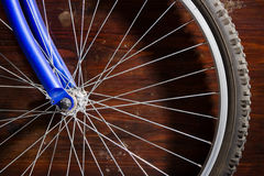 Bike wheel Royalty Free Stock Photo