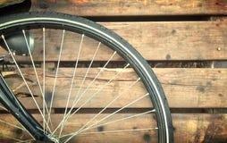 Bike wheel vintage royalty free stock images