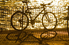 bike1 Fotografia Royalty Free
