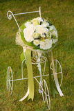 Bikeflower Royalty Free Stock Image