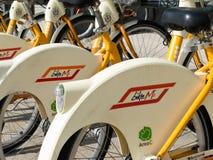 BikeMi Stockfoto