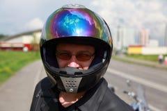 Biker Royalty Free Stock Images