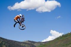 Biker Stock Image