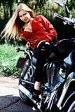 Biker Stock Photography