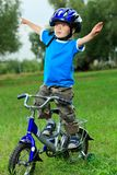 Biker Royalty Free Stock Photography