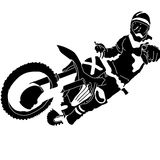 Biker Royalty Free Stock Photo