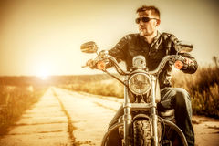 Free Biker Royalty Free Stock Images - 26769889
