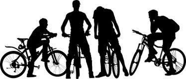 biker Immagini Stock