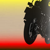 Biker Background Stock Photos