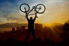 Biker celebration
