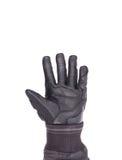 Biker Glove Stock Images
