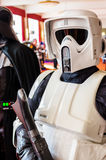 Biker Scout cosplay Stock Photos