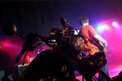 Biker show Stock Images