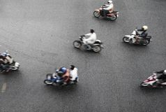 Bikers Royalty Free Stock Photos