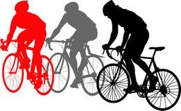 bikers Royalty-vrije Stock Foto