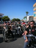 Bikers Royalty Free Stock Photography