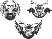 Bikers Royalty Free Stock Images