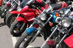 Bikes Stock Photo