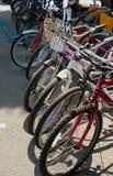 Bikes Royalty Free Stock Photography