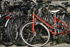 Bikes Stock Photos