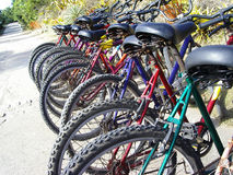 Bikes Stock Photography