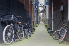 Free Bikes, Amsterdam, Windmills, Holland Stock Photos - 175877003