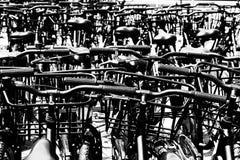 Bikes. Art. Stock Photography