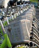 Bikes for Hire Stock Images
