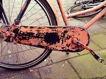 Bikes in Amsterdam Stock Image