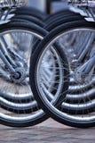 Bikes stock photography