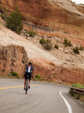 biking image libre de droits