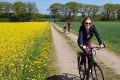 biking Photographie stock