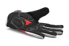 Biking gloves Stock Photos