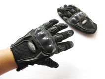 Biking Gloves Stock Images