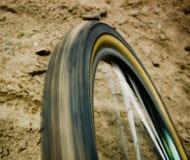 Biking Motion Stock Images