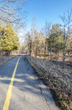 Biking Trail Stock Image